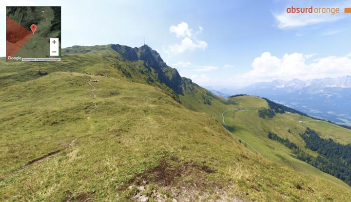 Gigapixel Panorama Kitzbüheler Horn